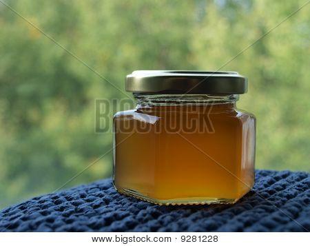 Jar or honey