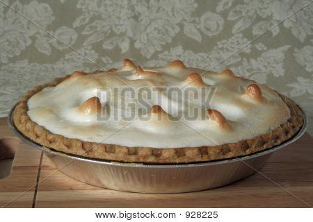 Lemon Meringue Pie, Baked