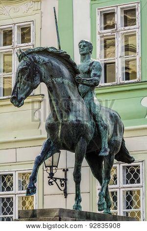 Hussar Monument