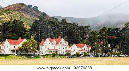 Fort Baker And Cavallo Point