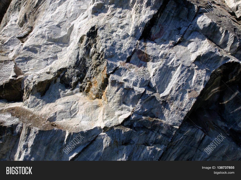 Marble Rock Close Image Photo Free Trial Bigstock