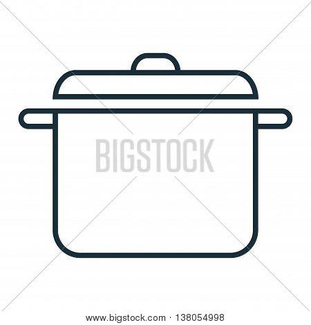 Kitchen dishware and utensil theme design, vector illustration graphic.