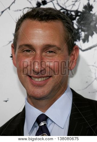 Adam Shankman at the Los Angeles premiere of 'Premonition' held at the Cinerama Dome in Hollywood, USA on March 12, 2007.