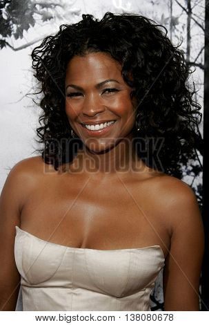 Nia Long at the Los Angeles premiere of 'Premonition' held at the Cinerama Dome in Hollywood, USA on March 12, 2007.
