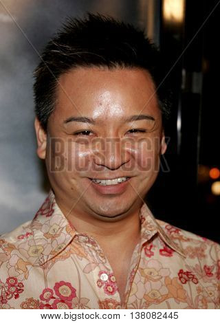 Rex Lee at the Los Angeles premiere of 'Shooter' held at the Mann Village Theatre in Westwood, USA on March 8, 2007.