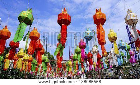 Yee Peng Festival New Year