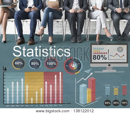 Statistics Marketing Planning Report Strategy Concept