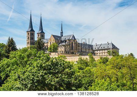 Michaelsberg Abbey (Kloster Michelsberg) - Bamberg Germany