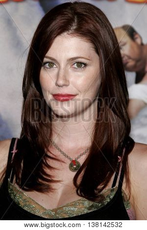 Diora Baird at the Los Angeles premiere of 'Tenacious D: The Pick of Destiny' held at the Grauman's Chinese Theatre in Hollywood, USA on November 9, 2006.