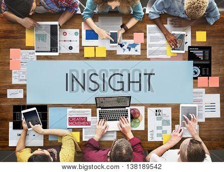 Insight Perception Awareness Judgement Seeing Concept