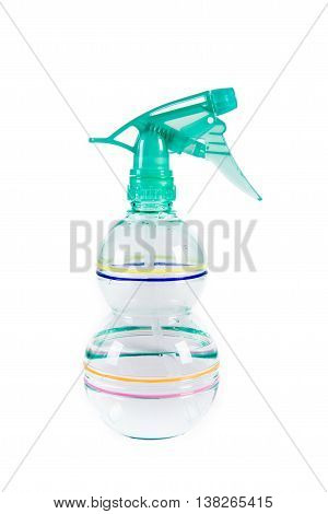 spray pulverizer isolated on a white background