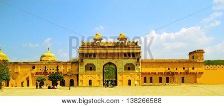 Suraj Pol/ Sun Gate- Amber Fort, Jaipur