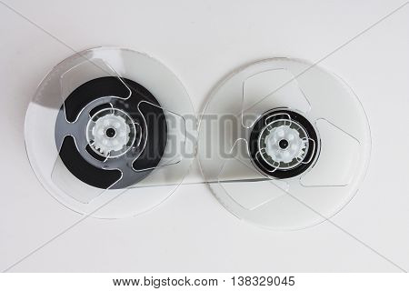 Video Cassette From A Tape Recorder