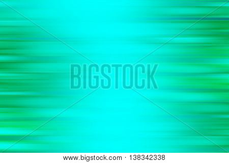 Green and blue blend to create abstract background