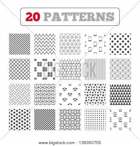 Ornament Patterns Diagonal Vector Photo Bigstock