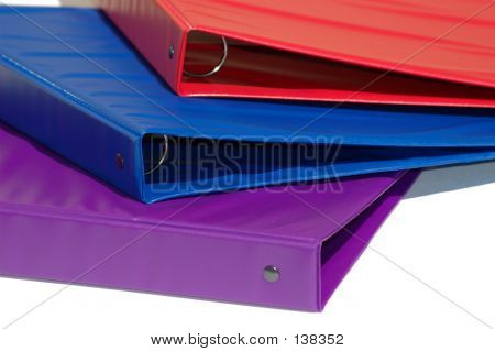 Binders On End