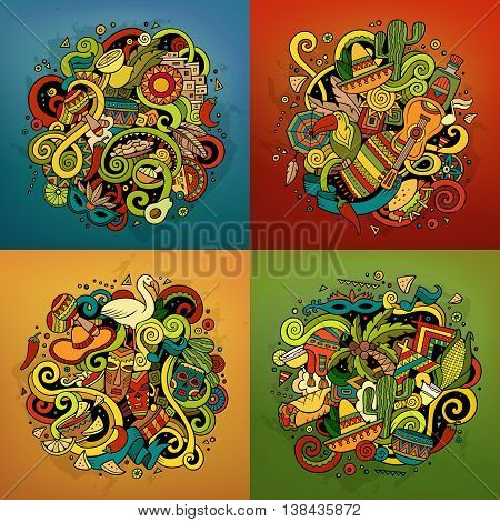 Latin American Vector Photo Free Trial Bigstock