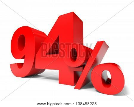 Red Ninety Four Percent Off. Discount 94%.