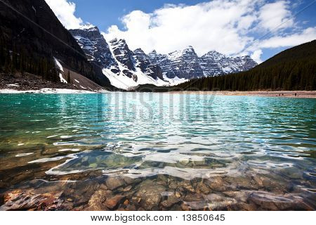 lake in Canada