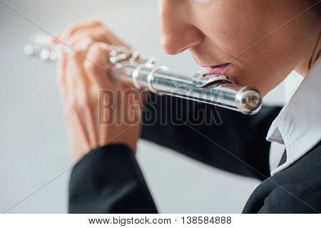 Professional Flutist Solo Player