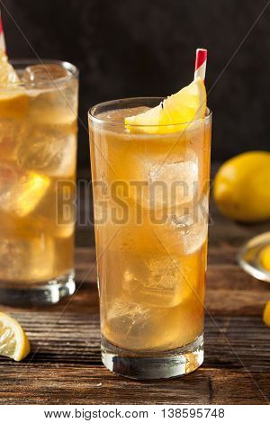 Boozy Long Island Iced Tea