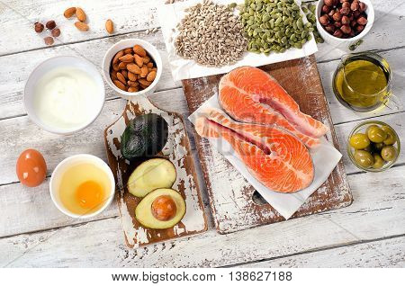 Sources Of Unsaturated Fat