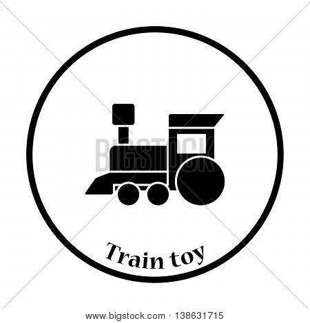 Train Toy Icon