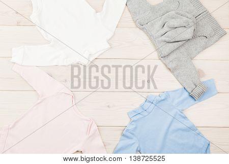 Baby Shirt Circle