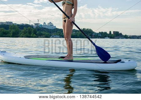 Sup Stand Up Paddle Board Woman Paddle Boarding22