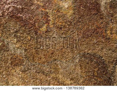 old flagstone colors beige and brown shades