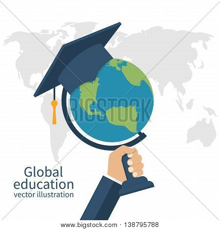 Global And Distance Education