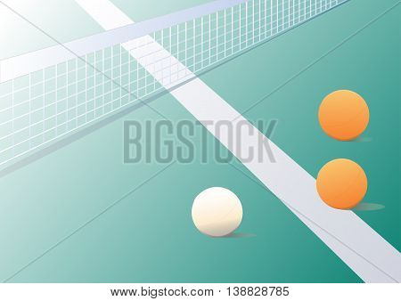 Tabletennis Bg Vector Photo Free Trial Bigstock