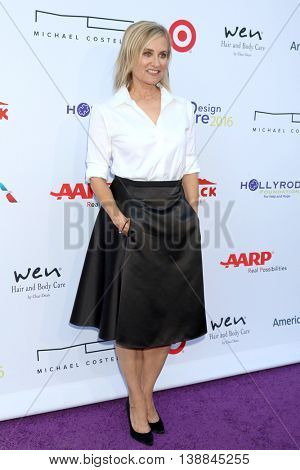LOS ANGELES - JUL 16:  Maureen McCormick at the HollyRod Presents 18th Annual DesignCare at the Sugar Ray Leonard's Estate on July 16, 2016 in Pacific Palisades, CA