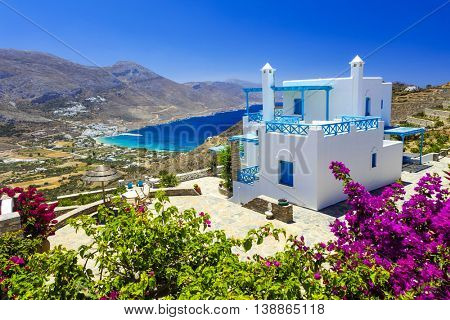 amazing Greek holidays - Amorgos island, Cyclades