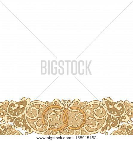 Vector Wedding Stationery