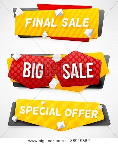 Final Sale Banner. Big Sale Banner. Special Offer Banner. Sale Banner Templates. Abstract Banner Templates.