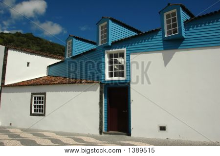 Typical Azores Architecture