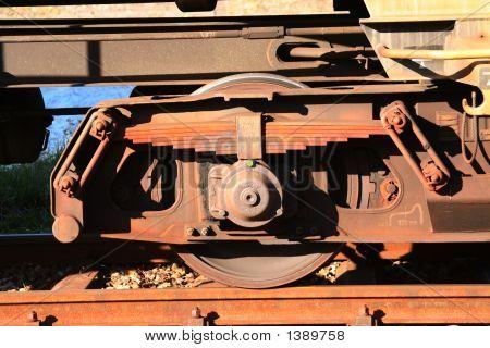 Train Wheels