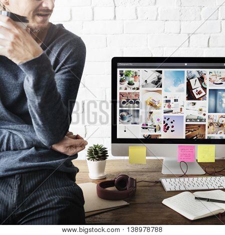 Design Working Using Computer Analysis Concept