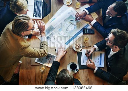 Analysis Brainstorming Business Planning Vision Concept