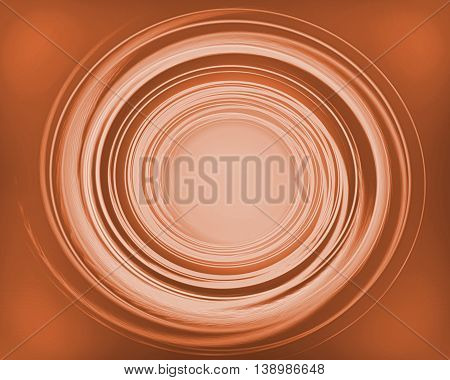 Abstract background. Orange circles for background. Light edges.