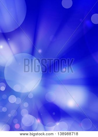 Purpleand blue elegant abstract background with circles