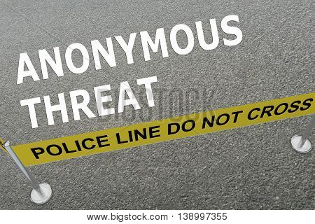 Anonymous Threat Concept