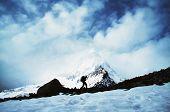 Shivling peak poster