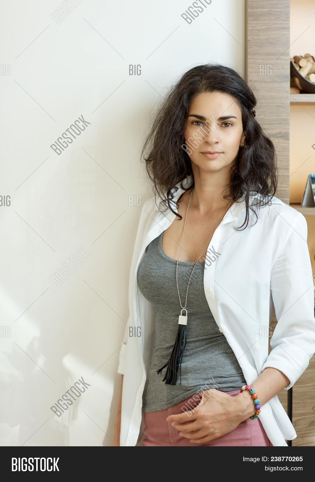 Stylish Attractive Image Photo Free Trial Bigstock