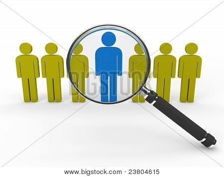 3D Magnifying Glass Team