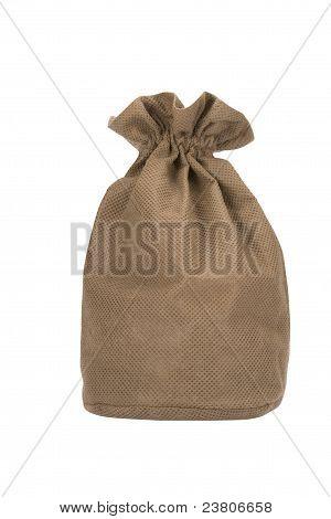 Full burlap sack
