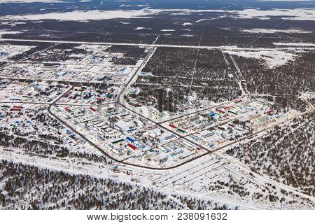Vyngapurovsky is a remote microdistrict of the city of Noyabrsk, a former settlement, located 83 km from Noyabrsk, in the south of the Purovsky District of the Yamal-Nenets Autonomous District. poster
