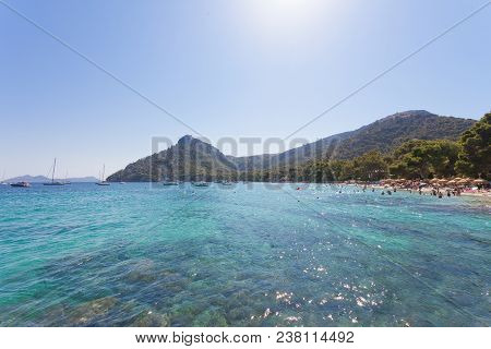Platja De Formentor, Mallorca, Spain - Taking Away Good Memories From The Dreamily Beach Of Platja D