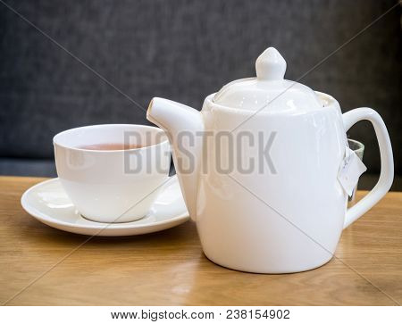 A Cup Of Tea For The Relaxing Afternoon